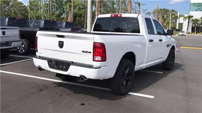 2018 Ram 1500 Quad Cab 4x4, Pickup #S175770 - photo 7