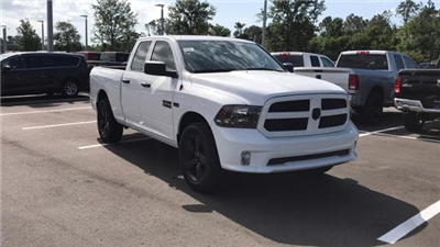 2018 Ram 1500 Quad Cab 4x4, Pickup #S175770 - photo 4