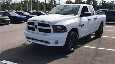 2018 Ram 1500 Quad Cab 4x4, Pickup #S175770 - photo 1