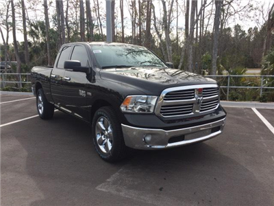 2018 Ram 1500 Quad Cab,  Pickup #S206171 - photo 1