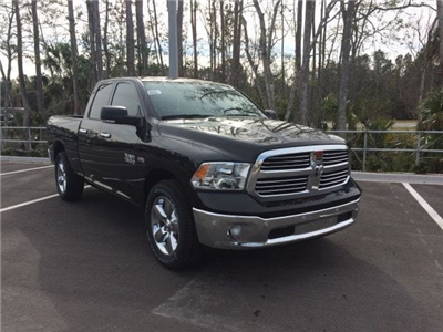 2018 Ram 1500 Quad Cab,  Pickup #S211118 - photo 1