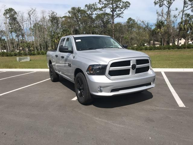 2018 Ram 1500 Quad Cab, Pickup #S240003 - photo 1
