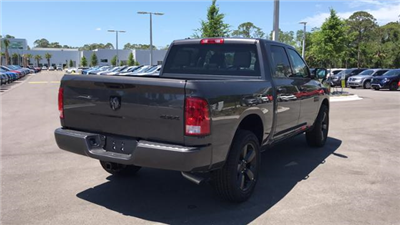 2018 Ram 1500 Crew Cab 4x4,  Pickup #S257467 - photo 7