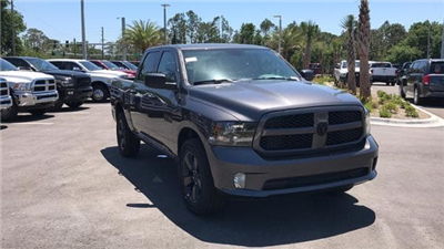 2018 Ram 1500 Crew Cab 4x2,  Pickup #S299940 - photo 1