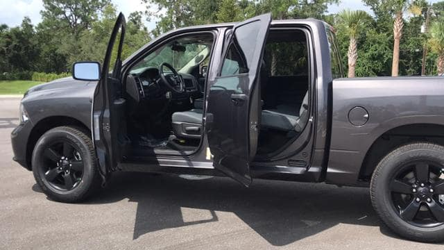 2018 Ram 1500 Crew Cab 4x2,  Pickup #S304798 - photo 12