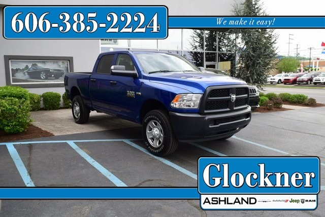 2018 Ram 2500 Crew Cab 4x4, Pickup #A153844 - photo 1