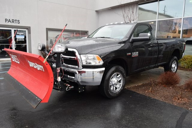 2018 Ram 2500 Regular Cab 4x4 Pickup #A166684 - photo 18