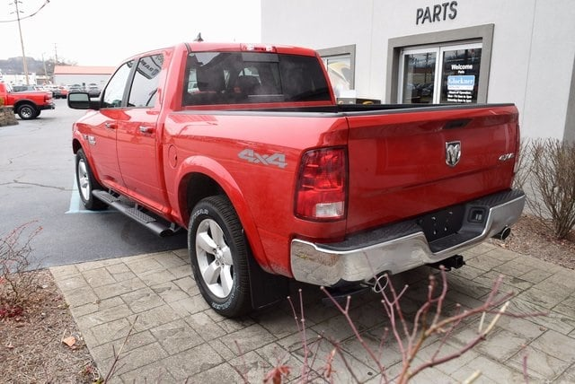 2018 Ram 1500 Crew Cab 4x4, Pickup #A168881 - photo 5