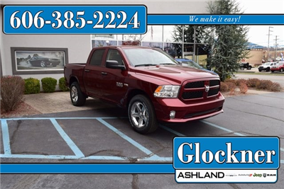 2018 Ram 1500 Crew Cab 4x4, Pickup #A173632 - photo 1
