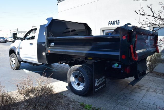 2018 Ram 5500 Regular Cab DRW 4x4,  Dump Body #A185350 - photo 5