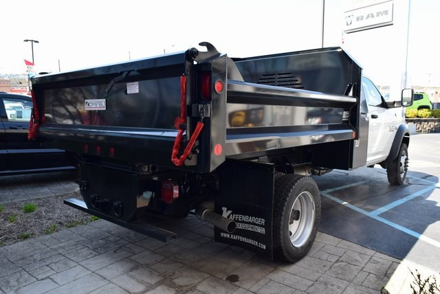 2018 Ram 5500 Regular Cab DRW 4x4,  Dump Body #A185350 - photo 2