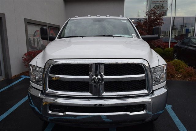 2017 Ram 3500 Regular Cab DRW 4x4,  Platform Body #A500784 - photo 3