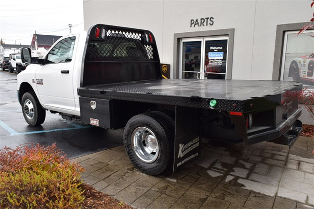 2017 Ram 3500 Regular Cab DRW 4x4,  Platform Body #A500784 - photo 5