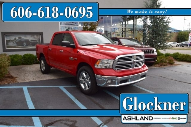 2017 Ram 1500 Crew Cab 4x4, Pickup #A524453 - photo 1