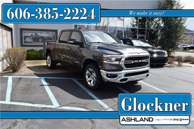 2019 Ram 1500 Crew Cab 4x4,  Pickup #A540290 - photo 1