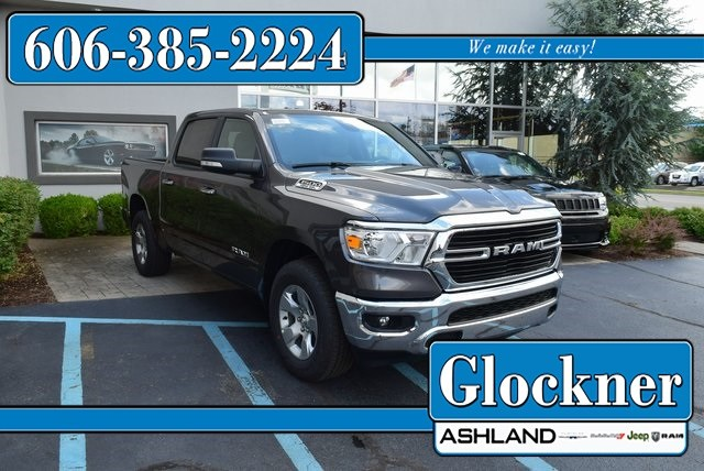 2019 Ram 1500 Crew Cab 4x4,  Pickup #A557705 - photo 1