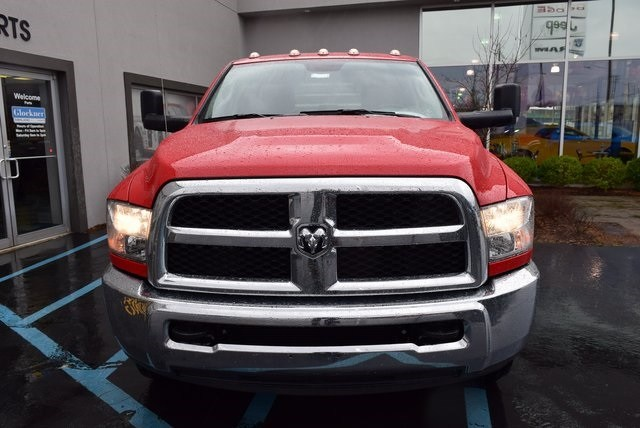 2017 Ram 3500 Crew Cab DRW 4x4,  Platform Body #A632299 - photo 3
