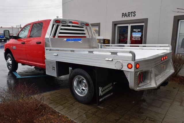 2017 Ram 3500 Crew Cab DRW 4x4,  Platform Body #A632299 - photo 5