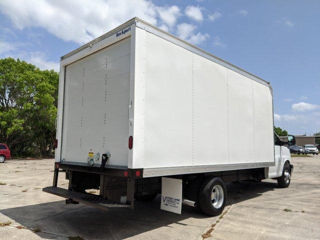 2020 Chevrolet Express 3500 RWD, Rockport Cutaway Van #G0028 - photo 1