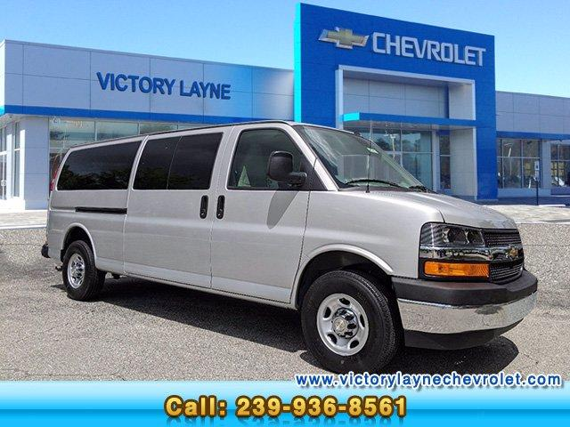 2020 Chevrolet Express 3500 4x2, Passenger Wagon #G0039 - photo 1