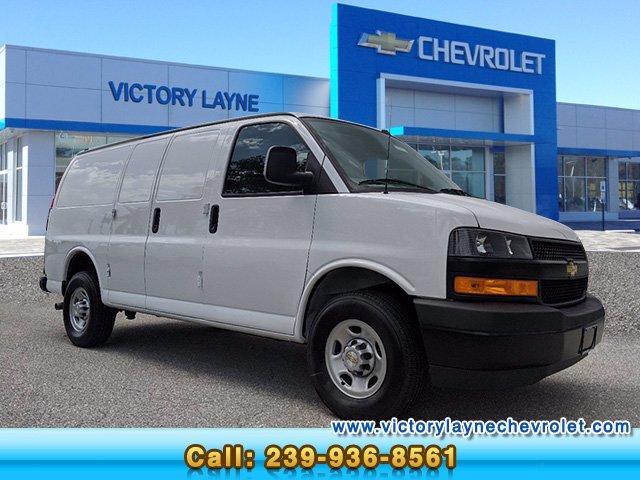 2020 Chevrolet Express 2500 RWD, Adrian Steel Upfitted Cargo Van #G0041 - photo 1