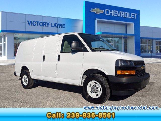 2020 Chevrolet Express 2500 4x2, Masterack Upfitted Cargo Van #G0070 - photo 1