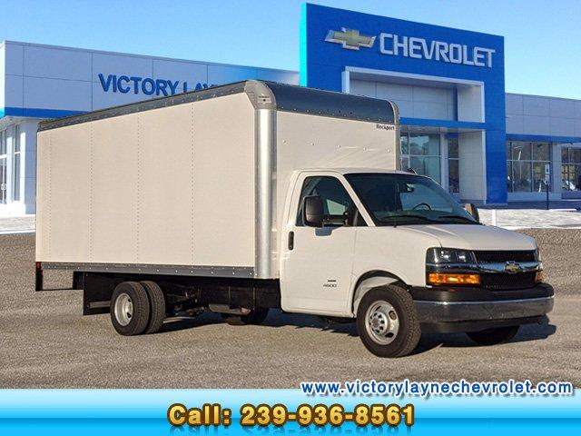 2020 Chevrolet Express 4500 DRW 4x2, Rockport Cutaway Van #G0072 - photo 1