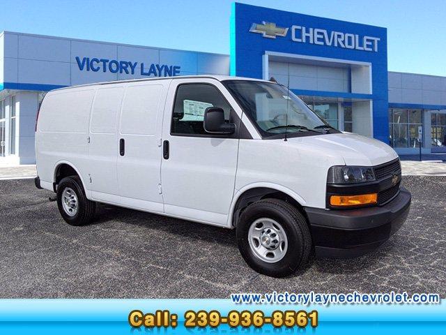 2020 Chevrolet Express 2500 4x2, Masterack Upfitted Cargo Van #G0081 - photo 1