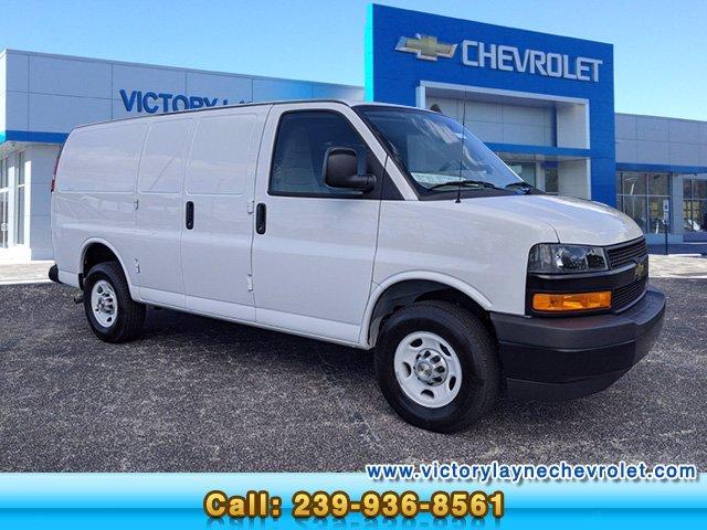 2020 Chevrolet Express 2500 4x2, Masterack Upfitted Cargo Van #G0089 - photo 1