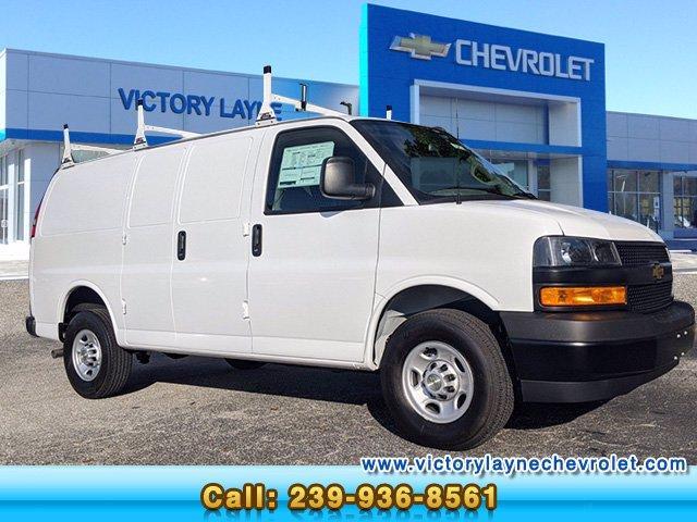 2021 Chevrolet Express 2500 4x2, Adrian Steel Upfitted Cargo Van #G1001 - photo 1