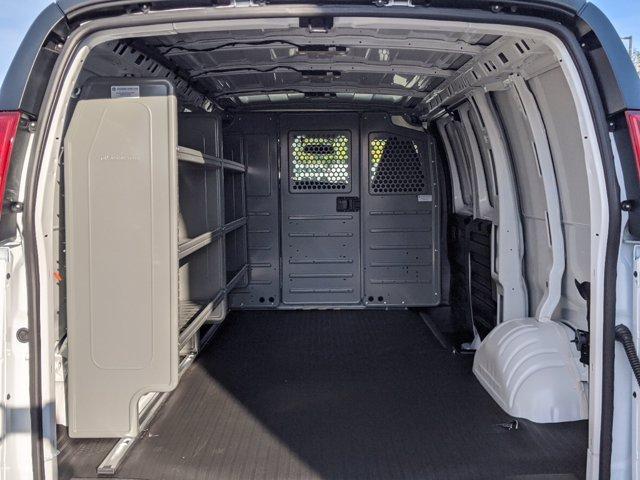 2021 Chevrolet Express 2500 4x2, Adrian Steel Upfitted Cargo Van #G1004 - photo 1