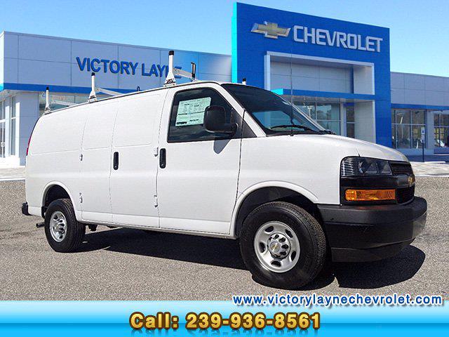 2021 Chevrolet Express 2500 4x2, Adrian Steel Upfitted Cargo Van #G1011 - photo 1
