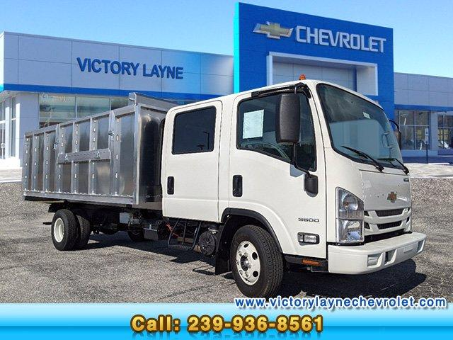 2020 Chevrolet LCF 3500 Crew Cab RWD, MC Ventures Landscape Dump #P0003 - photo 1