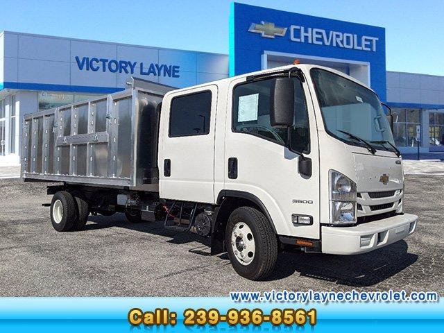 2020 Chevrolet LCF 3500 Crew Cab RWD, MC Ventures Landscape Dump #P0004 - photo 1