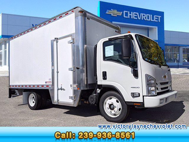 2020 Chevrolet LCF 4500 Regular Cab DRW 4x2, Morgan Dry Freight #P0008 - photo 1