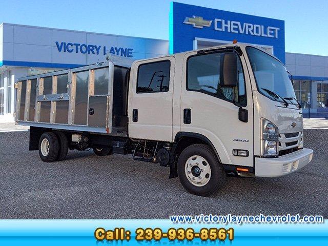 2020 Chevrolet LCF 3500 Crew Cab DRW 4x2, Premier Truck Center Landscape Dump #P0028 - photo 1