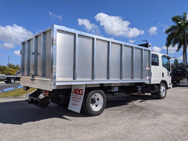 2020 Chevrolet LCF 4500 4x2, ABG Fabrication Landscape Dump #P0041 - photo 1