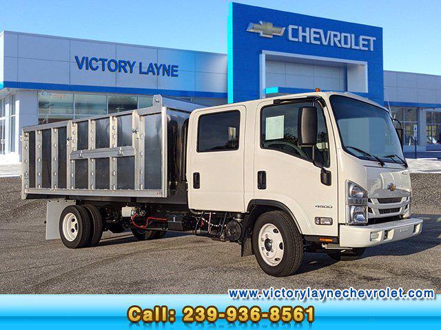 2020 Chevrolet LCF 4500 4x2, MC Ventures Dump Body #P0047 - photo 1
