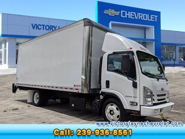 2021 Chevrolet LCF 4500XD Regular Cab 4x2, Morgan Dry Freight #P1001 - photo 1