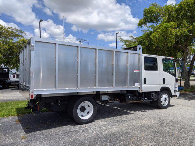 2021 Chevrolet LCF 4500 Crew Cab 4x2, ABG Fabrication Landscape Dump #P1004 - photo 1