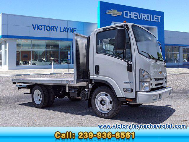 2021 Chevrolet LCF 4500 Regular Cab 4x2, MC Ventures Platform Body #P1027 - photo 1