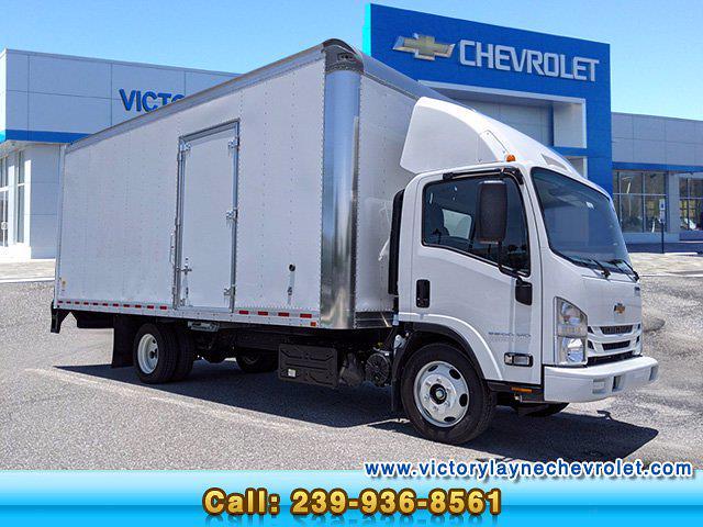 2022 Chevrolet LCF 5500HD Regular Cab 4x2, Morgan Dry Freight #P2002 - photo 1