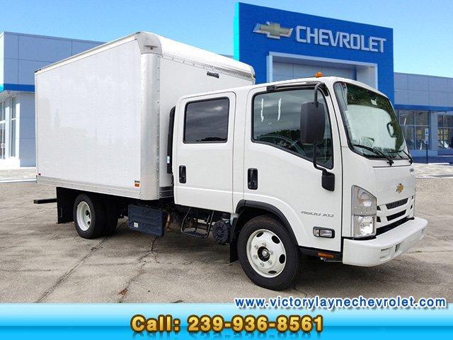 2018 Chevrolet LCF 4500XD Crew Cab 4x2, Knapheide Dry Freight #P8002 - photo 1