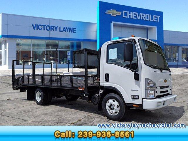 2019 Chevrolet LCF 3500 Regular Cab RWD, Action Fabrication Dovetail Landscape #P9008 - photo 1