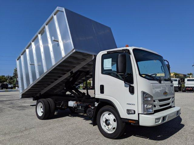 2019 LCF 4500 Regular Cab 4x2,  MC Ventures Chipper Body #P9036 - photo 3