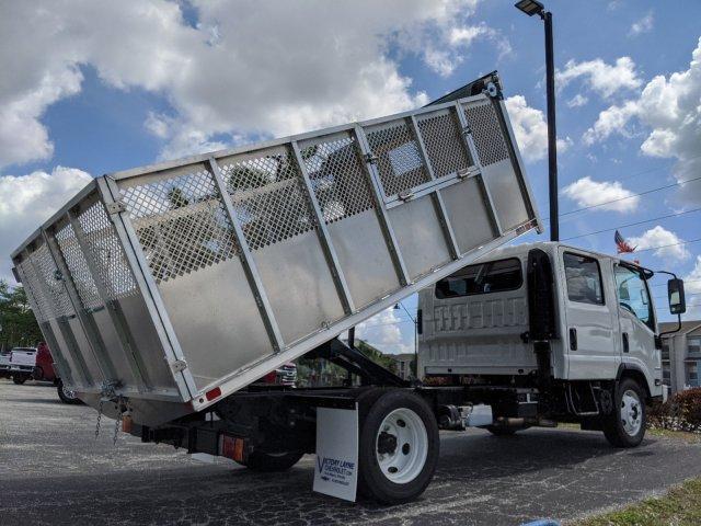 2019 LCF 4500 Crew Cab 4x2, Action Fabrication Landscape Dump #P9043 - photo 1