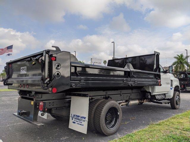 2020 Chevrolet Silverado Medium Duty Regular Cab DRW 4x4, Crysteel Dump Body #S0118 - photo 1