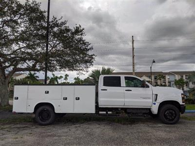 2020 Chevrolet Silverado Medium Duty Crew Cab DRW RWD, Knapheide Steel Service Body #S0222 - photo 4