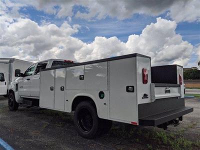 2020 Chevrolet Silverado Medium Duty Crew Cab DRW RWD, Knapheide Steel Service Body #S0222 - photo 6