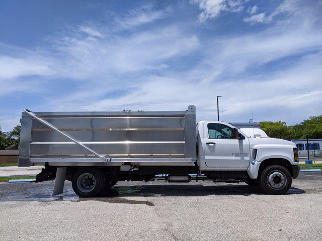 2020 Silverado 6500 Regular Cab DRW 4x2,  MC Ventures Landscape Dump #S0358 - photo 3